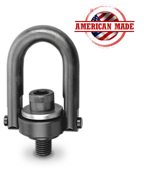 Jergens hoist rings - Rugged, American-Made Quality